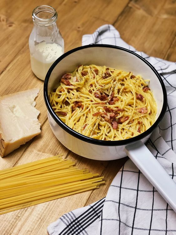 6 Easy Pasta Recipes If You Are Starting To Cook