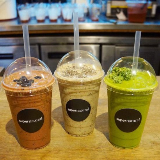 London's Top Juice Bars You Should Visit