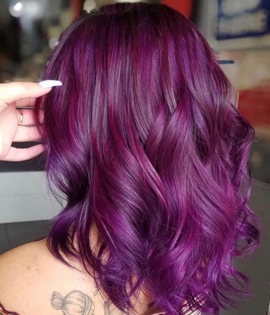 8 Fall Hair Colors To Try This Season