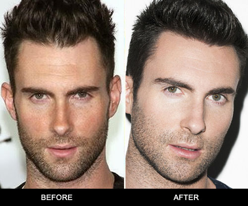 Levine promoting Proactiv+