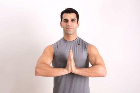 Basic Yoga Moves To Help You Distress
