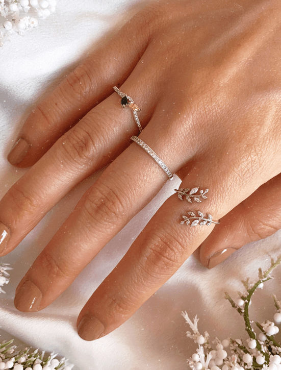 7 Rings To Make Your Fingers The Envy of The Party