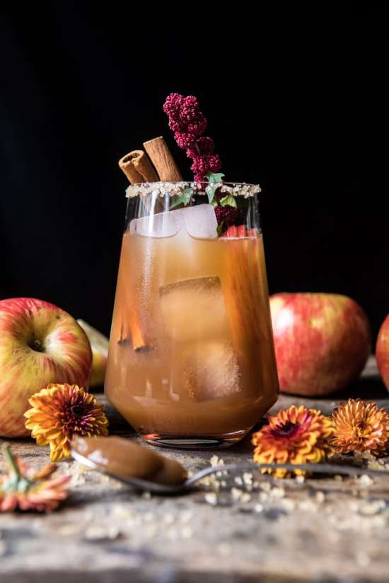 Fall Spiked Drink Recipes That You Need For Your Next Dinner Party