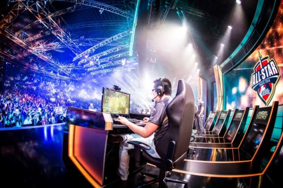 Esports, The Next Generation of Competitive Entertainment?