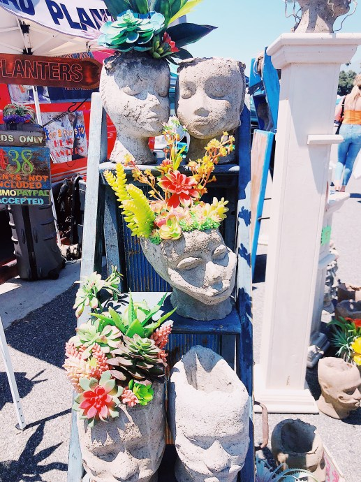 *5 Unique Items You Can Get At The RoseBowl Flea Market