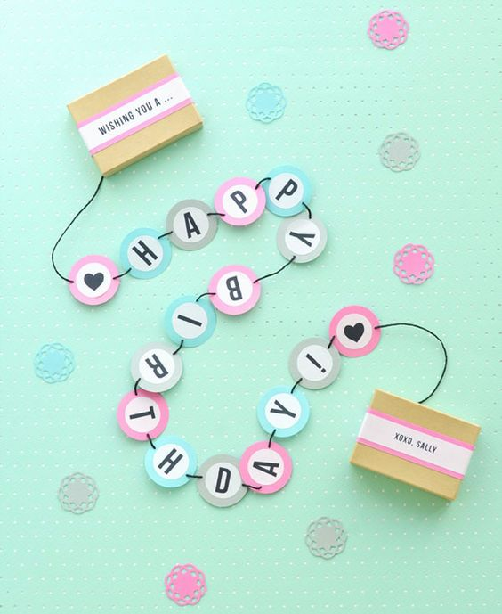 20 DIY Birthday Gifts To Make For Your Best Friend