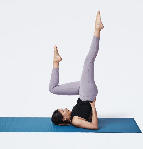 5 Pilates Moves For Long Lean Legs