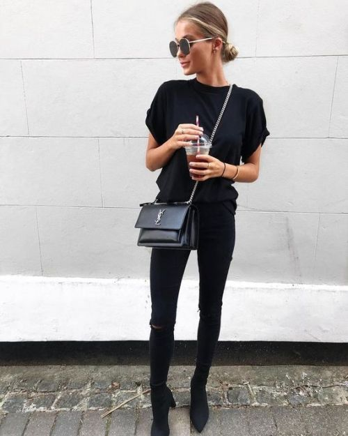 15 All Black Outfits That Work For Every Occasion