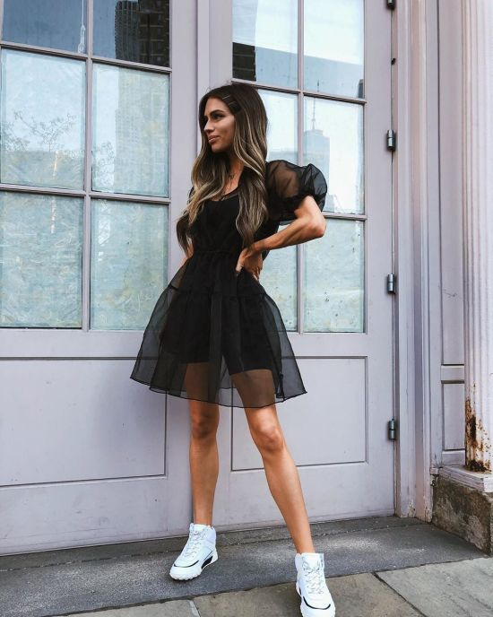 Top 5 Ways To Wear Sneakers To A Dinner Party