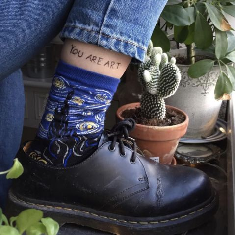 Fun and Interesting Socks That You Can Wear