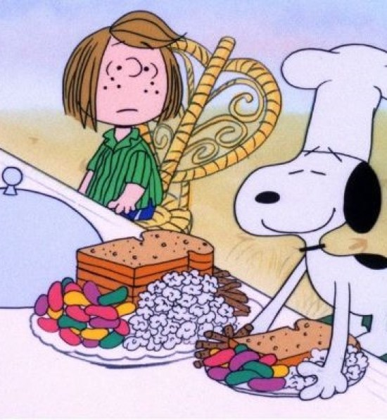 What We Can Learn From A Charlie Brown Thanksgiving