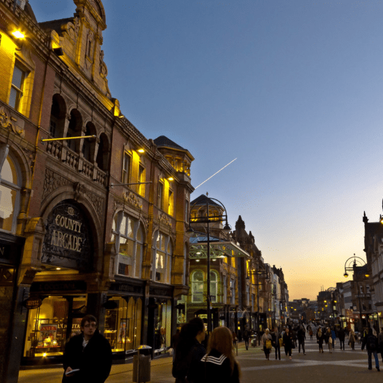 Here's The Best UK Cities To Move To For University