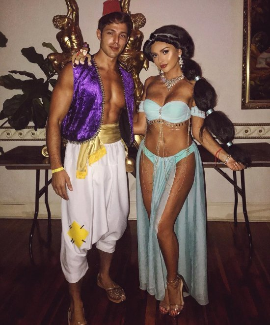 Halloween Couples Costumes That Are Both Classic And Sexy