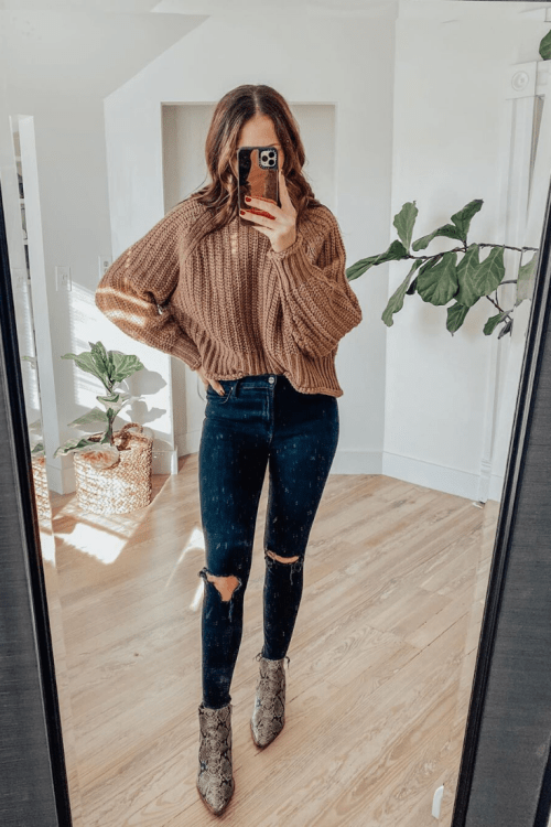 20 Thanksgiving Fall Outfit Ideas