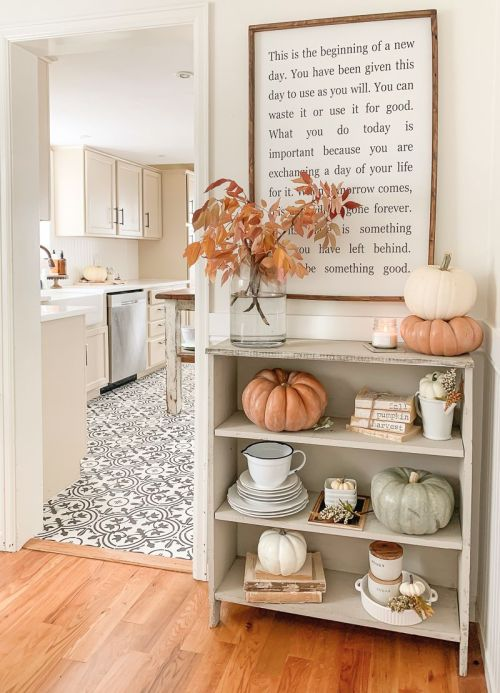 20 Insanely Cute Fall Decor Tricks You Will Fall For