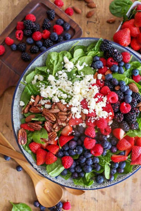 6 Creative Salads To Prepare For Lunch