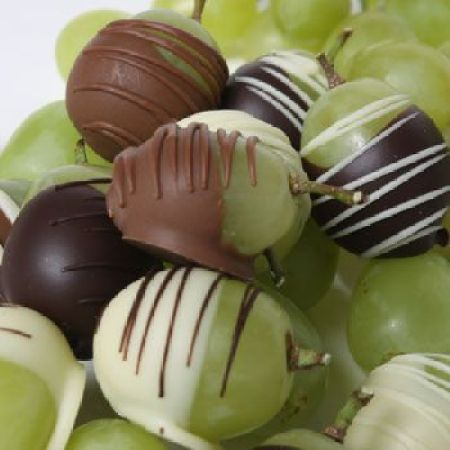 The BEST Chocolate Covered Fruits To Eat
