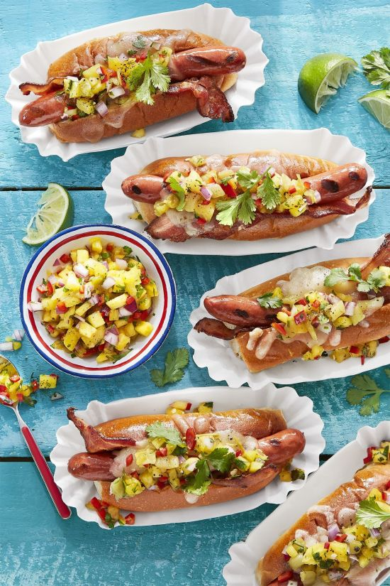 Unforgettable Summer Lunch Recipes To Serve At Your Fourth of July Backyard BBQ Party