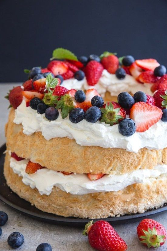 The Best Summer Desserts For The Fourth Of July