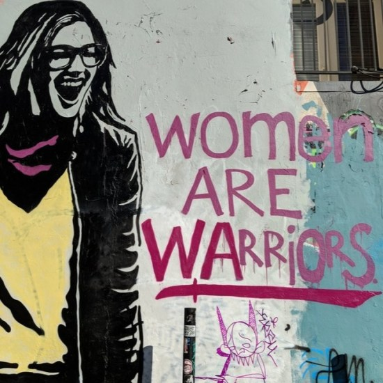 Why you should surround yourself with Strong Women