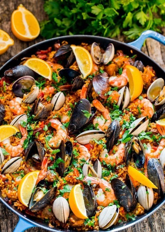These Spanish recipes are vibrant and bursting with flavor. You will want to try these out for your summer gatherings or on date night.