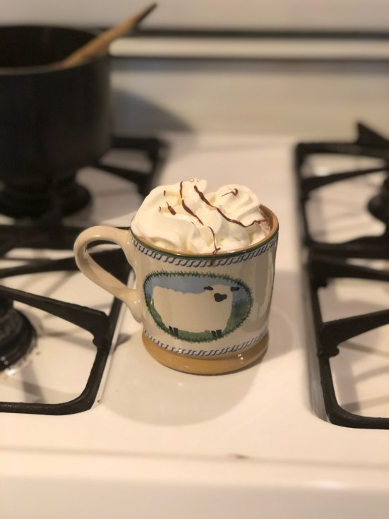 How To Make Yourself The Best Nutella Hot Chocolate