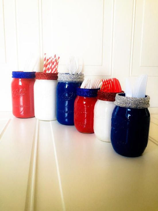 25 Easy DIY 4th of July Decoration Ideas On A Budget