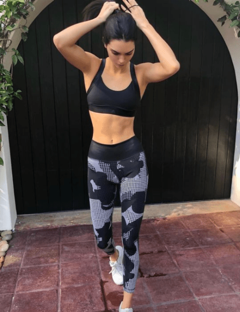 I Ate And Trained Like Kendall Jenner For One Week And This Is What Happened