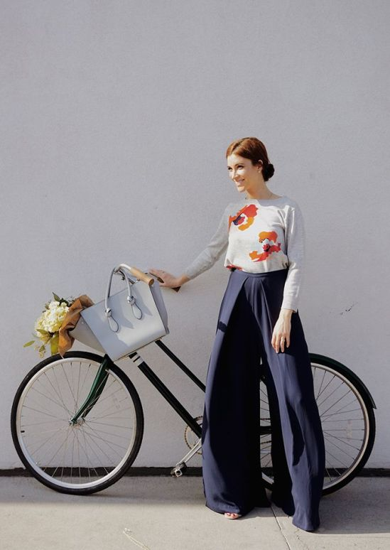10 Outfits You Can Ride A Bike In