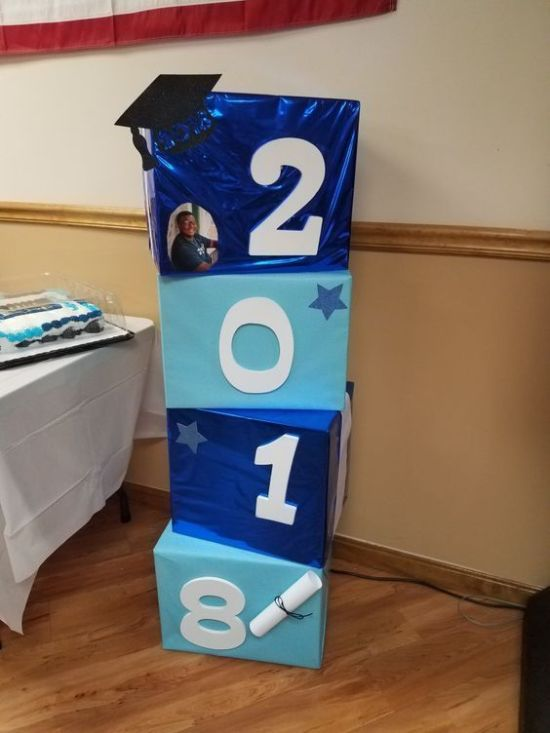 The Graduation Party Decorations You Never Knew You Needed At Your Grad Party