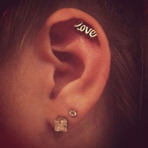 22 Cute Cartilage Piercings To Get Right Now