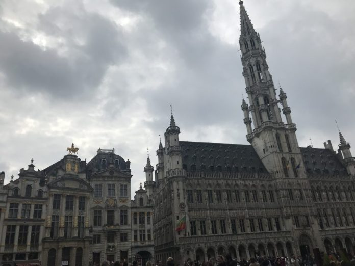 The Grand-Place of Brussels, Belgium