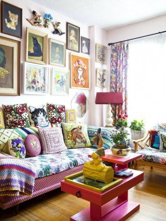Maximalism, unlike minimalism, is about embracing the grandeur of the big and bold.