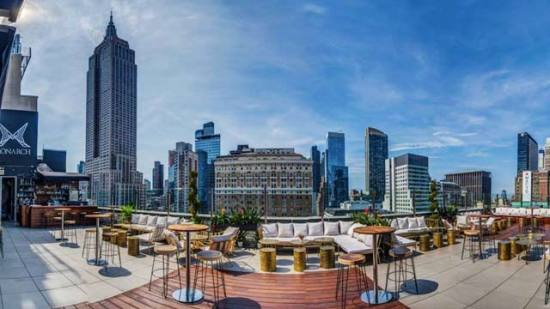 10 Rooftops You Need To Try In NYC