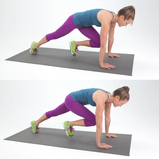 10 Exercises Aimed For Your Stomach