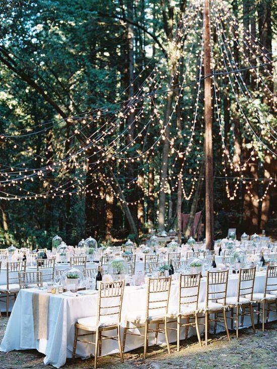 10 Things You Need To Know To Pull Off An Outdoor Wedding