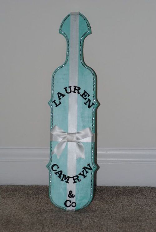 The Most Adorable Sorority Paddles You Should Make For Your Big