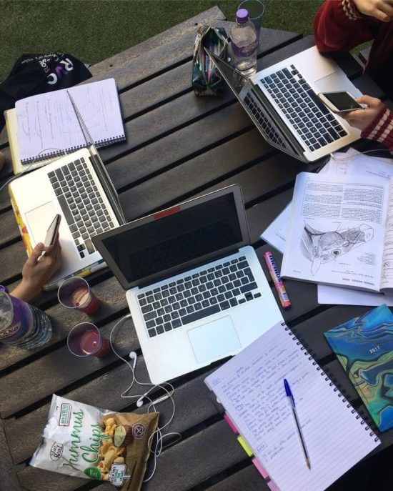 Fighting The Mid-Semester Slump