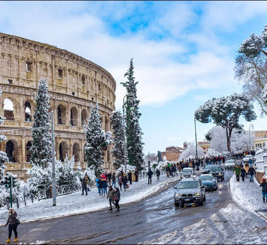 15 Amazing Travel Destinations Outside Of The USA You Should Visit This Winter