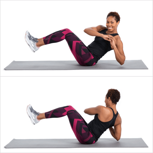 10 Ab Workouts You Can Do Right At Home