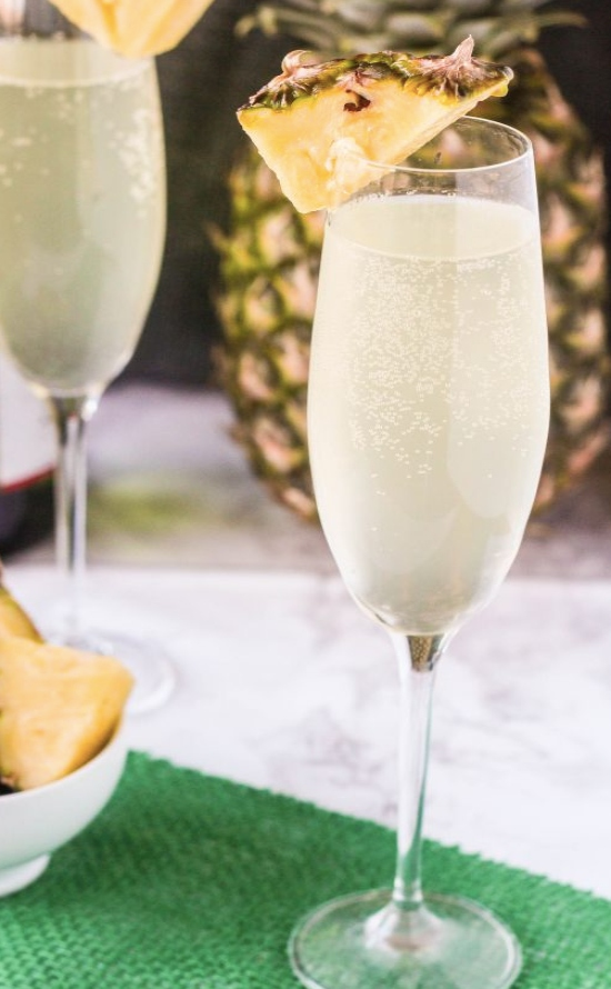 mimosa recipes