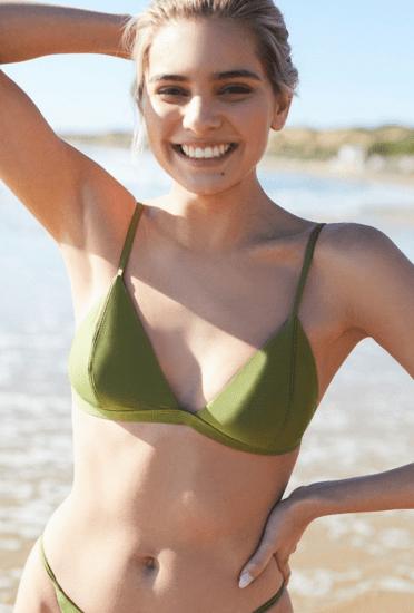 Bikini Tops: Push Up, High Neck, Triangle And More