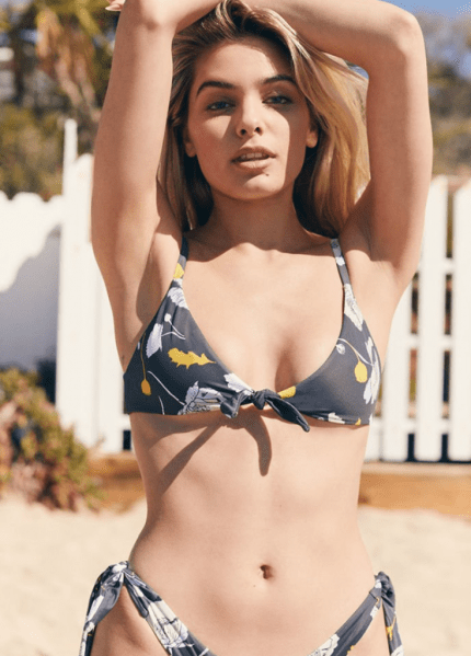 Bikini Tops: Push Up, High Neck, Triangle And More