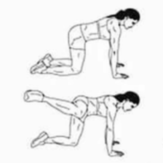 Great Booty Workout For The Summer