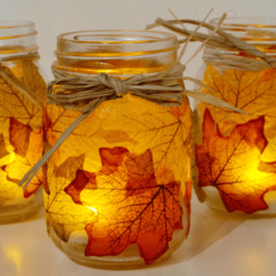 How To Make The Perfect DIY Fall Candles