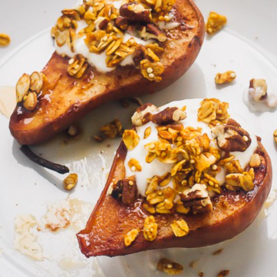 8 Healthy Fall Desserts You Can Eat Without Feeling Shame