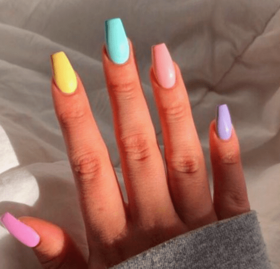 10 Always Trendy Nail Designs