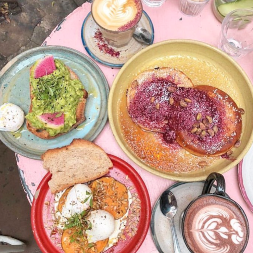 8 Of The Best Brunch Spots For Your Summer Weekends