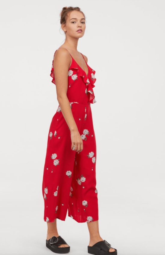 5 Floral Jumpsuits That Will Have You Jumping For Joy