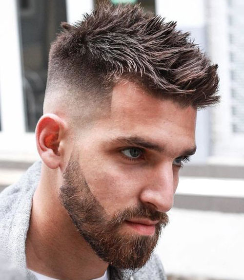 Men's Haircuts To Stay Cool This Summer